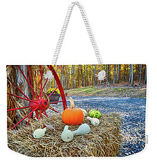 Autumn Harvest Weekender Tote Bag