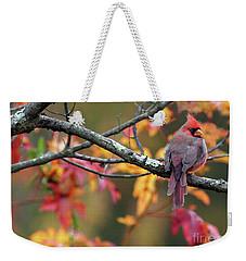 Autumn Hues Weekender Tote Bag