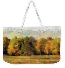 Autumn Impression 4 Weekender Tote Bag