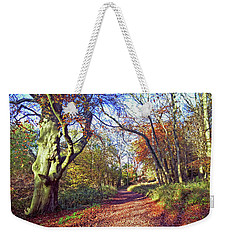 Autumn In Ashridge Weekender Tote Bag