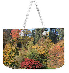 Autumn In Baden Baden Weekender Tote Bag