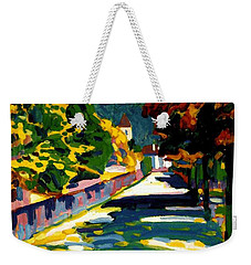 Autumn In Bavaria Weekender Tote Bag