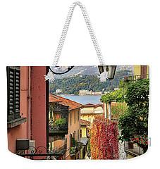 Autumn In Bellagio Weekender Tote Bag