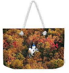 Autumn In Centralia Weekender Tote Bag
