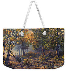Autumn In Colorado Weekender Tote Bag