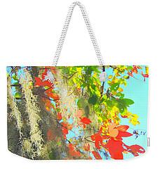 Autumn In Dixie  Weekender Tote Bag