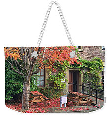 Autumn In Dunblane Weekender Tote Bag