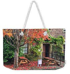 Autumn In Dunblane Weekender Tote Bag by RKAB Works