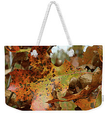 Autumn Full Swing Weekender Tote Bag