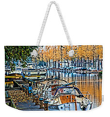Autumn In Holland-2 Weekender Tote Bag