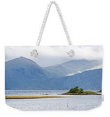 Autumn In Isle Of Skye, Uk Weekender Tote Bag