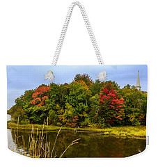 Autumn In Mabou Weekender Tote Bag