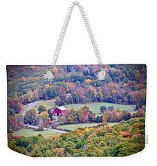Autumn View, Mohonk Preserve Weekender Tote Bag