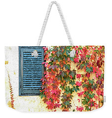 Autumn In Napa Weekender Tote Bag
