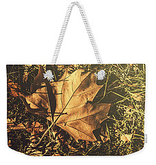 Weekender Tote Bag featuring the photograph Autumn In Narrandera by Jorgo Photography - Wall Art Gallery