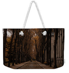 Autumn In Paris 1 Weekender Tote Bag