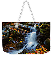 Autumn In The Catskills Weekender Tote Bag by Rick Berk