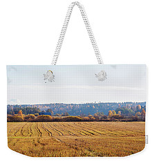 Autumn In The Countryside Weekender Tote Bag