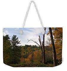 Autumn In The Hills Weekender Tote Bag