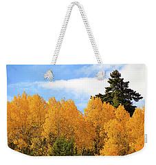 Autumn In The Owyhee Mountains Weekender Tote Bag