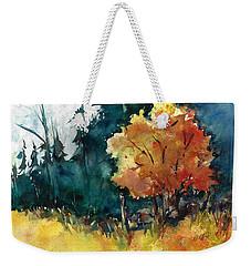 Autumn In The Ozarks Weekender Tote Bag
