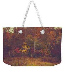 Autumn In West Virginia Weekender Tote Bag