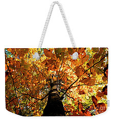 Autumn Is Glorious Weekender Tote Bag