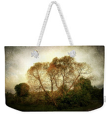 Autumn Landscape Weekender Tote Bag by Cynthia Lassiter