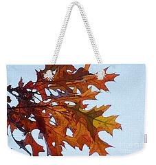 Autumn Leaves 21 Weekender Tote Bag