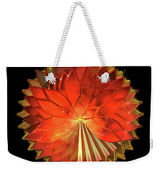 Autumn Leaves - Composition 2 Weekender Tote Bag