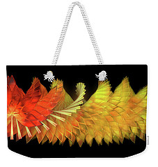 Autumn Leaves - Composition 2.2 Weekender Tote Bag