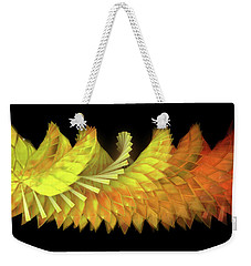 Autumn Leaves - Composition 2.3 Weekender Tote Bag