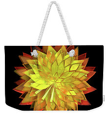 Autumn Leaves - Composition 4 Weekender Tote Bag