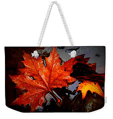 Autumn Leaves In Tumut Weekender Tote Bag