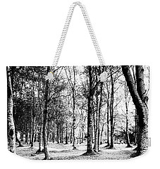 Autumn Lights Weekender Tote Bag by Edgar Laureano