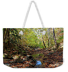 Autumn Magical Colors Weekender Tote Bag