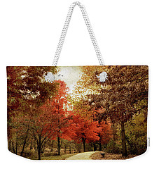 Autumn Maples Weekender Tote Bag