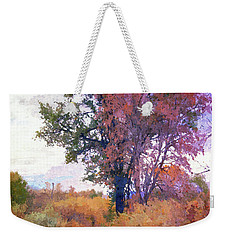 Autumn Melancholy Weekender Tote Bag