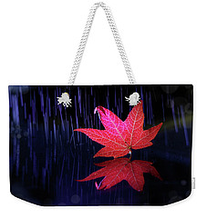 Autumn Message Weekender Tote Bag