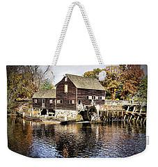 Autumn Mill Weekender Tote Bag