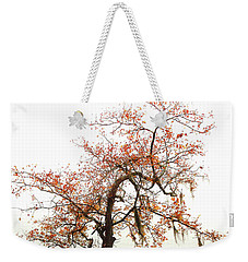 Autumn Mirage Weekender Tote Bag