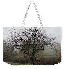 Autumn Mist Weekender Tote Bag