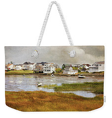 Autumn On The Basin Weekender Tote Bag
