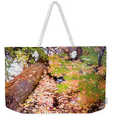 Autumn On The Mountain Weekender Tote Bag