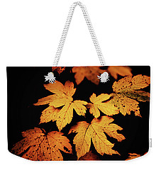 Autumn Photo Weekender Tote Bag