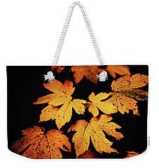 Autumn Photo Weekender Tote Bag
