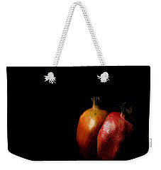 Autumn Pomegranate Weekender Tote Bag