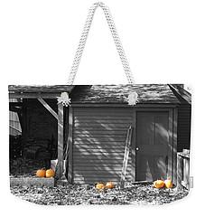 Autumn Rest Weekender Tote Bag