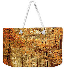Autumn Secret Weekender Tote Bag