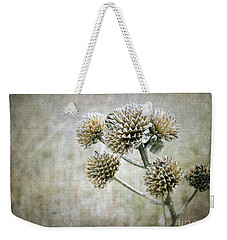 Autumn Seed Heads IIi Weekender Tote Bag